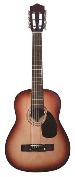 76cm Gitarre mit original Gitarrensaiten