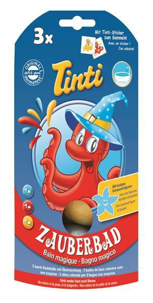 Tinti-Zauberbad Bälle, 18 Bälle