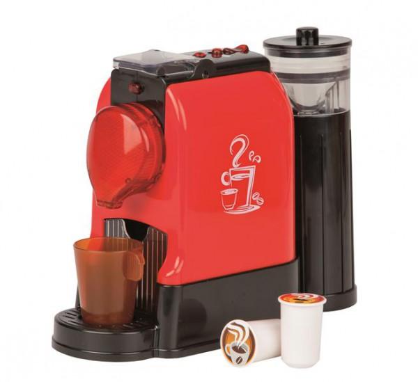 Kaffeemaschine mit Sound