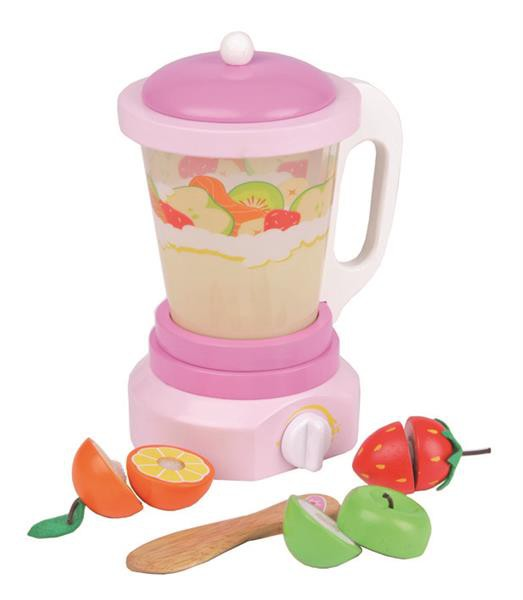 Smoothie Maker aus Holz