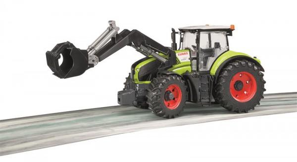 Claas Axion 950 Traktor und Frontlader