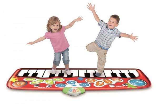 Keyboard Matte mit 8 verschiedenen Sounds