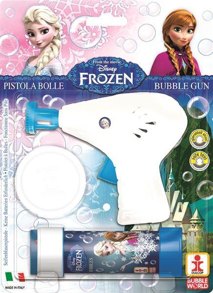 Frozen Seifenblasen-Pistole