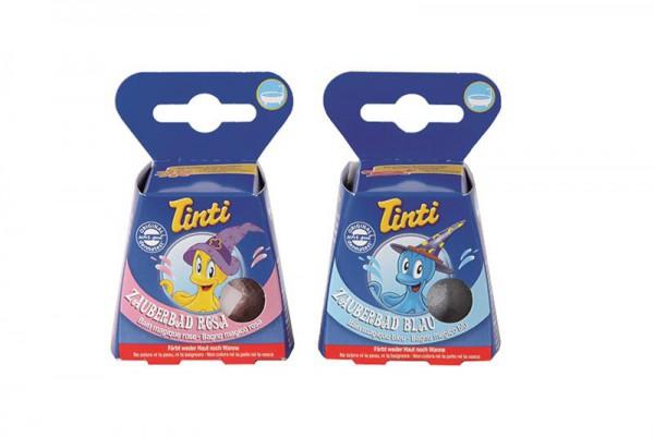 Tinti Zauberbad rot/blau, 24 Bälle