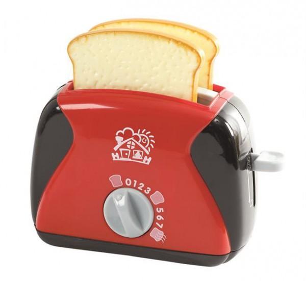 Toaster mit Toastscheiben