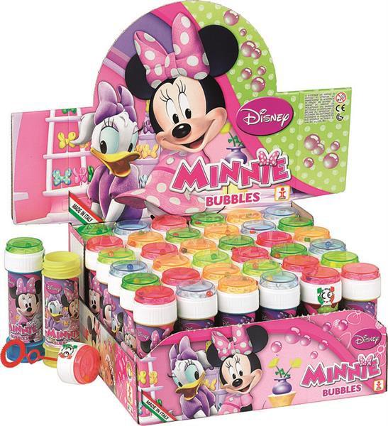 Minnie Maus Seifenblasenspender, 36 Stück mit je 60ml