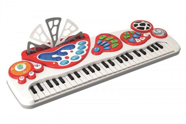 49-Tasten Keyboard mit Aufnahmefunktion