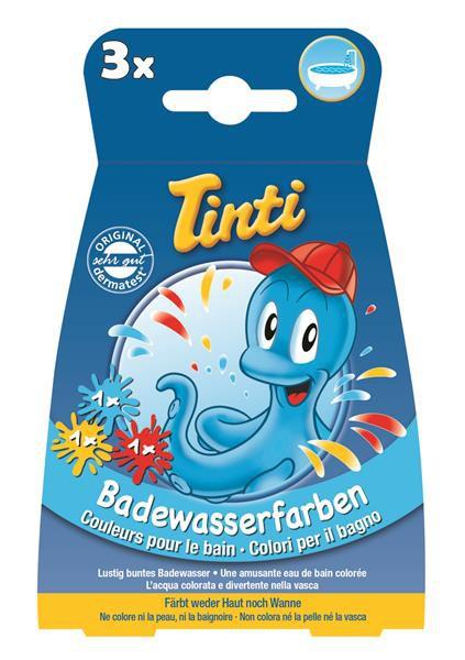 30 Stück Tinti Badefarben im 3er Pack