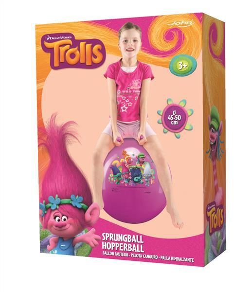 Trolls Sprungball mit 45-50cm Durchmesser