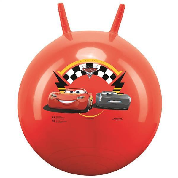 Cars Sprungball mit 45-50cm Durchmesser