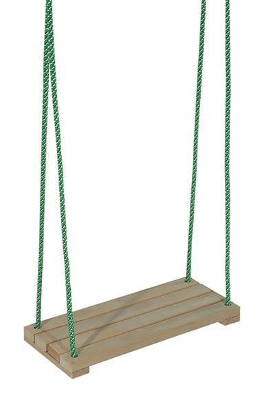 Schaukelbrett aus hochwertigem Hartholz