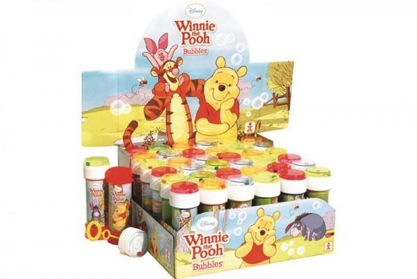 Winnie Pooh Seifenblasenspender, 36 Stück mit je 60ml