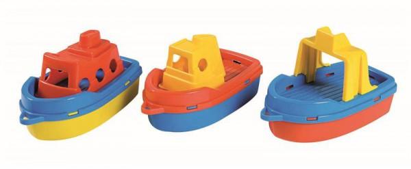 3-Teiliges Set Badeschiffe
