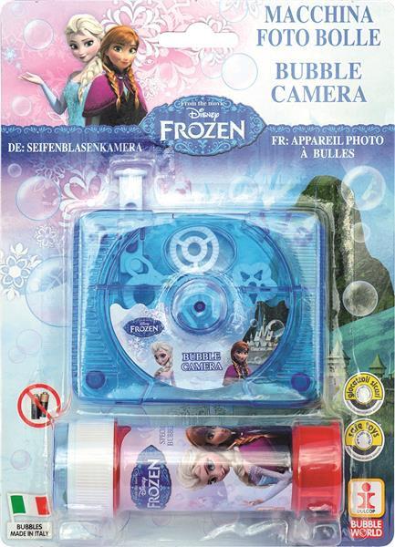 Frozen Seifenblasen-Kamera