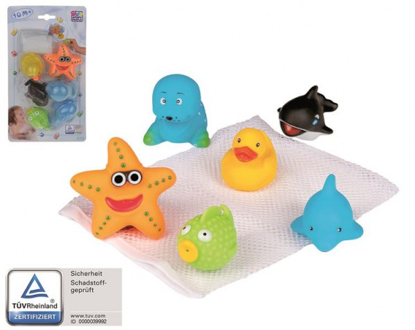 Ozeanfreunde Badespielzeug